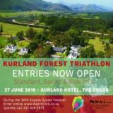 Kurland Forest Triathlon - Entries Are Open